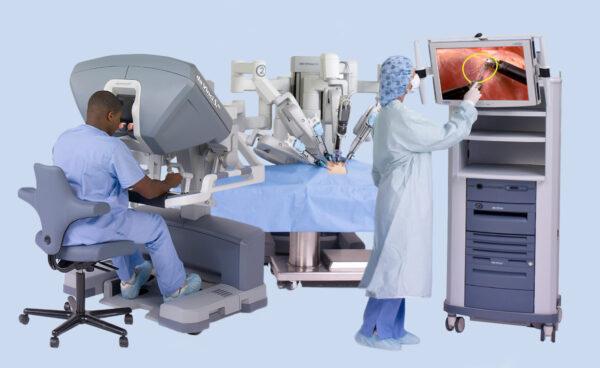 DaVinci Robotic Surgery